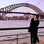 Suatu Senja di Darling Harbour, Sydney