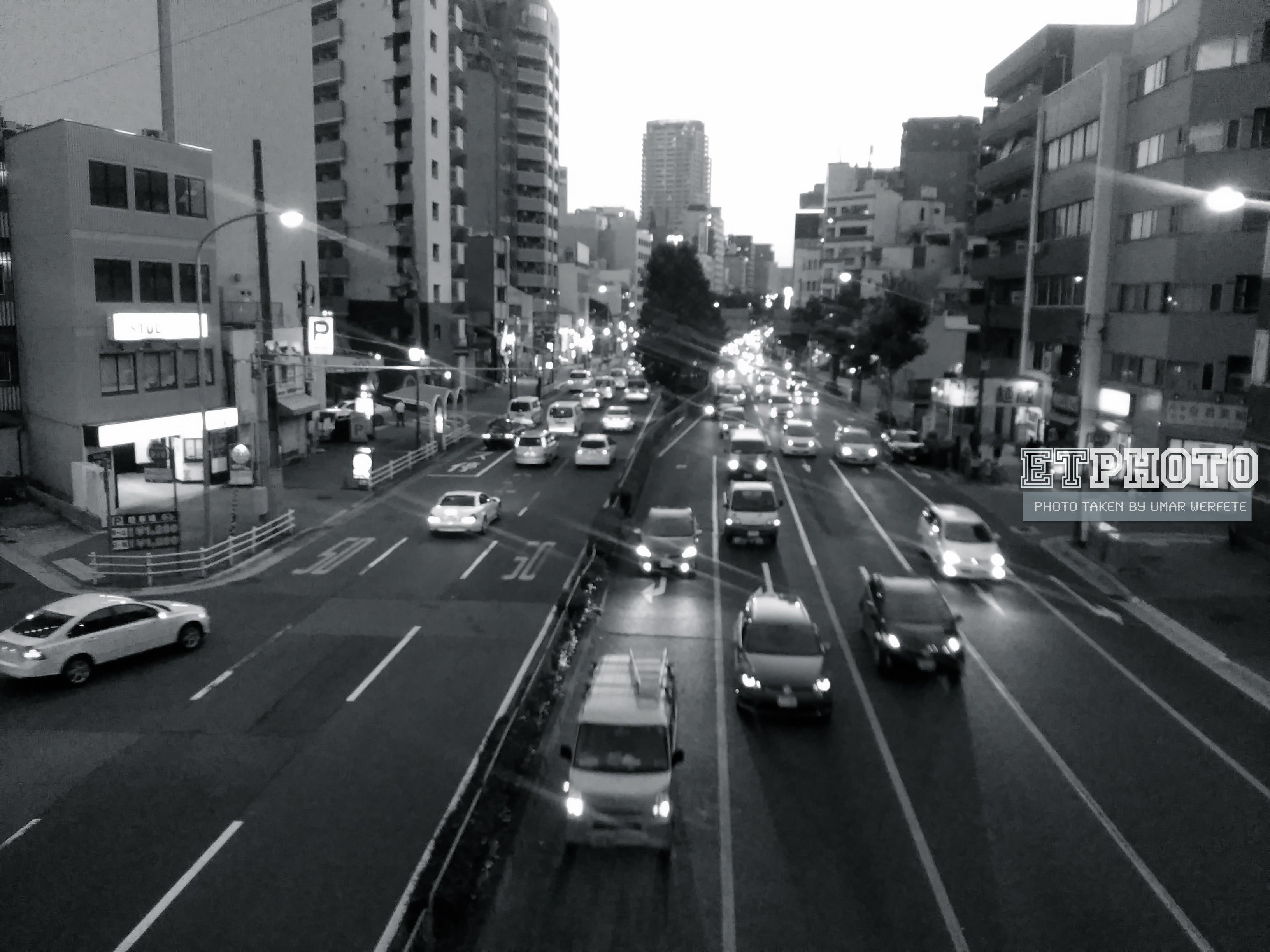 Little Life of Kobe City, Japan