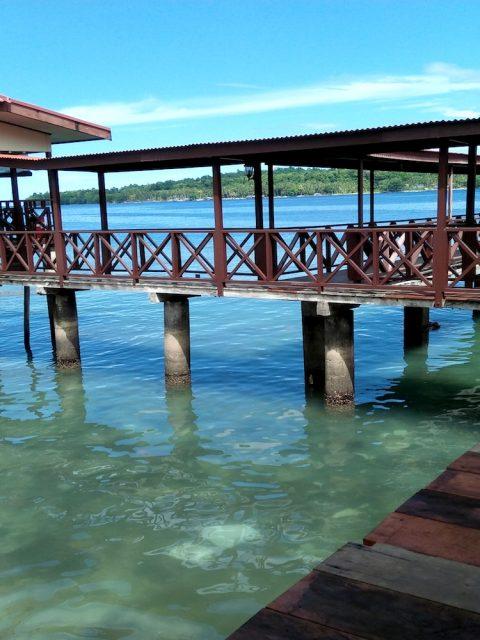 Mansinam Beach Hotel and Resort; Not Fancy but Beautiful