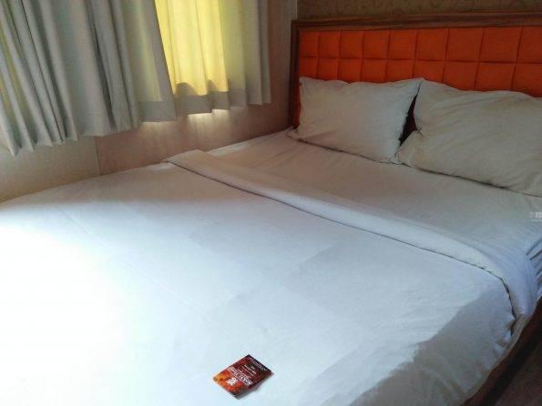 Ro and Vi Hotel Hayam Wuruk; Great Breakfast and Great Location