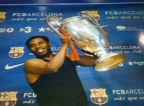 Barcelona; Sepak Bola dan Para Seniman