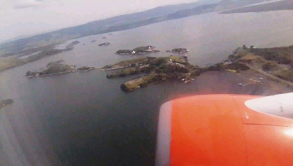 Kisah Penerbangan Sore Hari JT-799