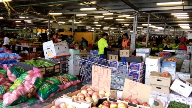 Dandenong Market Melbourne; Get Good Values Things at Low Price